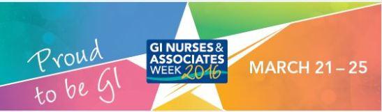 2016 GI nurses