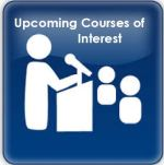 upcoming courses of interest